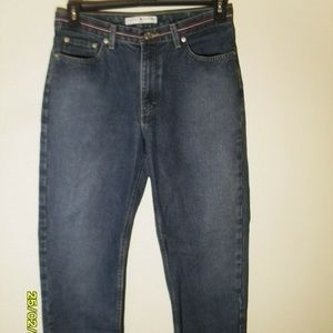 WOMEN'S TOMMY HILFIGER PERFECT T JEANS SIZE 10